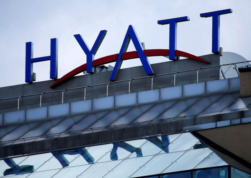Hyatt Hotels waives cancellation fees for guests from China and in China