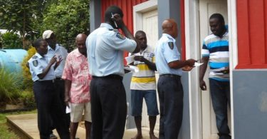 Solomon Islands: Air passengers traveling from China will not be permitted entry