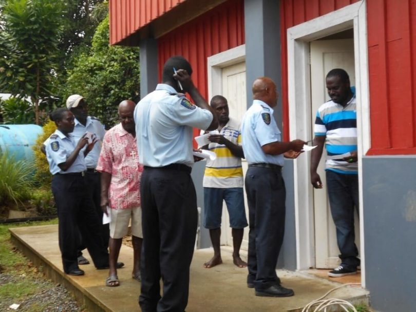 Šalamounovy ostrovy: Cestujícím v letecké dopravě cestujícím z Číny nebude povolen vstup