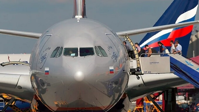 Suspension of China flights will cost Russian airlines $25.2 million