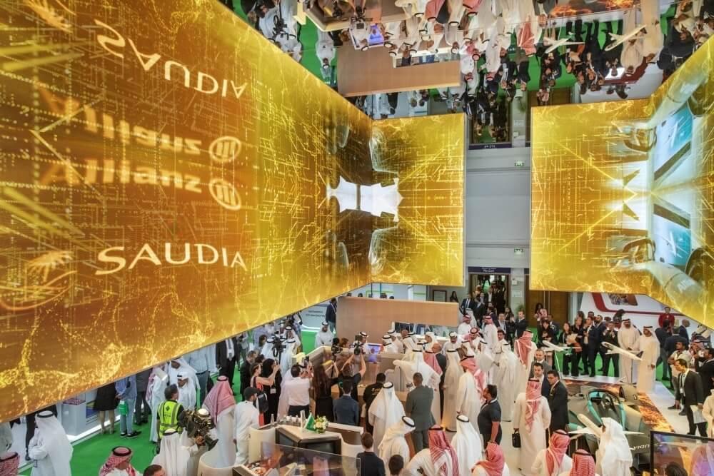 ATM: Koarte frije tiid brekt om 38% tanimming te besykjen fan besikers nei Saûdy-Araabje oant 2024