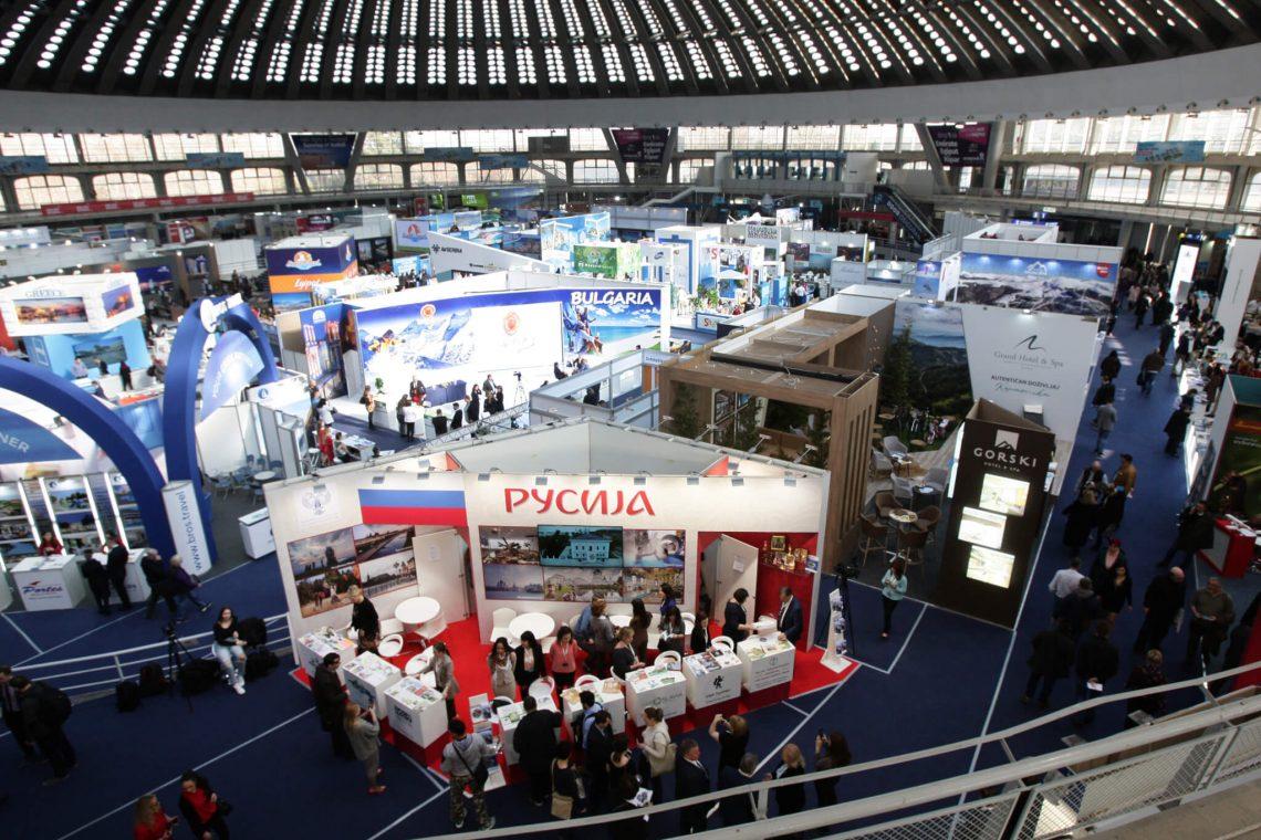베오그라드 전시회는 러시아 지역의 관광 잠재력을 보여줄 것입니다