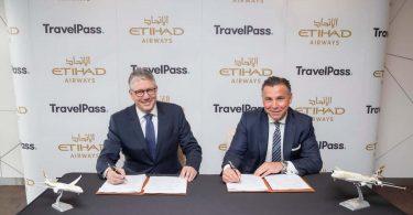 Společnost Etihad Airways představuje TravelPass