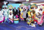 Bahama Tourism juhlii United Airlinesin suoran lennon aloittamista Denveristä Nassauun