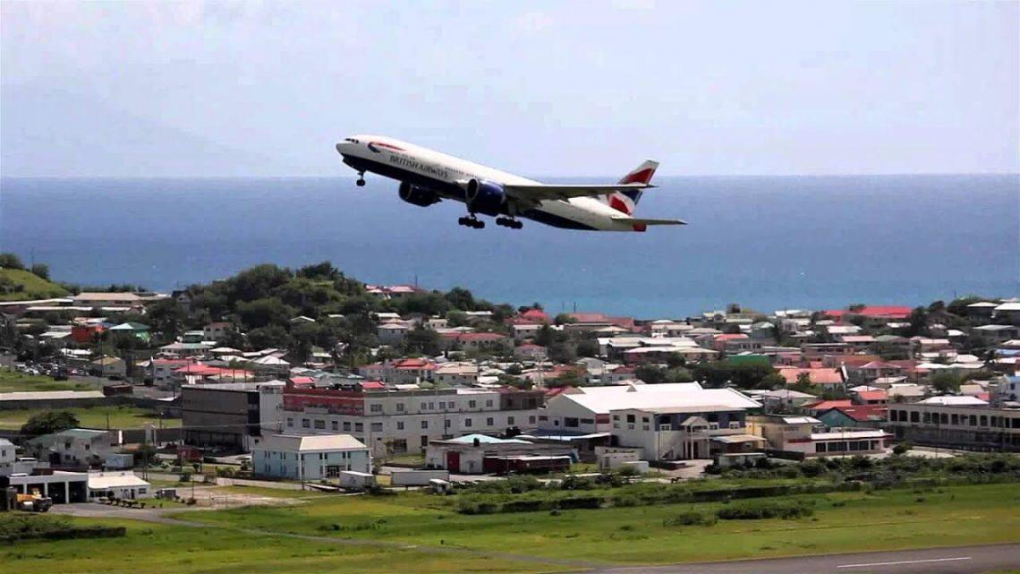 British Airways lisää uusia lentoja Lontoosta Saint Luciaan