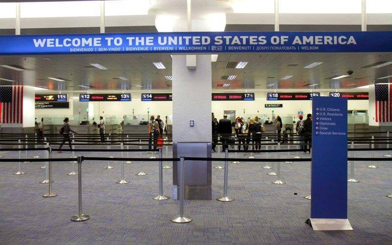 US international inbound travel expected to contract over next six months
