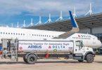 دلتا یک میلیارد دلار متعهد شد تا به اولین خط هوایی جهانی خنثی از کربن تبدیل شود