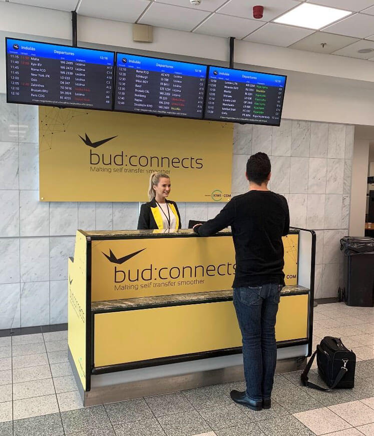 Η νέα συνεργασία του αεροδρομίου της Βουδαπέστης δημιουργεί απρόσκοπτη αυτοσύνδεση