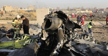 Společnost Ukraine International Airlines zahajuje stavbu památníku obětem útoku Íránu