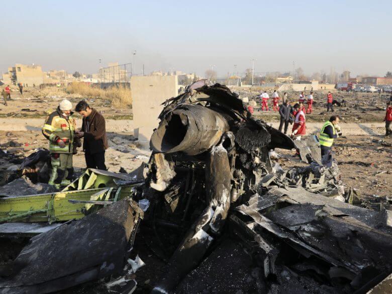 Ukraine International Airlines alustab Iraani rünnaku ohvrite mälestusmärgi ehitamist