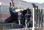 Deux personnes tuées et 29 blessées dans l'accident d'un train à grande vitesse à Milan