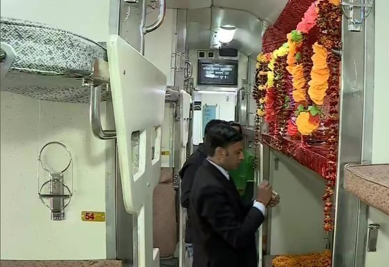 Indian Railways hace reservas para Shiva para impulsar el turismo de peregrinación