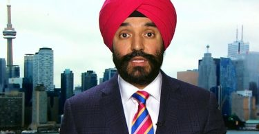 Kanadský ministr Bains komentuje prodej společnosti Bombardier Transportation společnosti Alstom SA