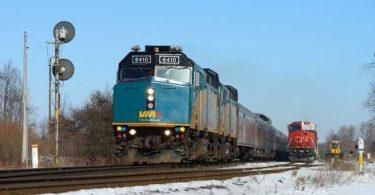 VIA Rail do të rifillojë shërbimin e pjesshëm midis Québec City dhe Ottawa