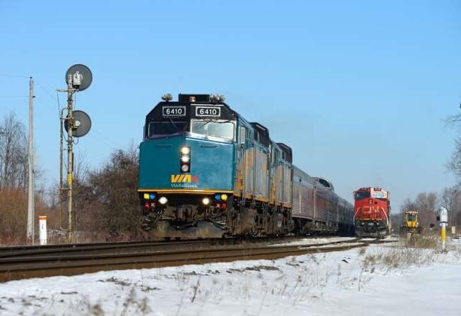 VIA Rail برای از بین بردن خدمات جزئی بین شهرهای کبک و اتاوا