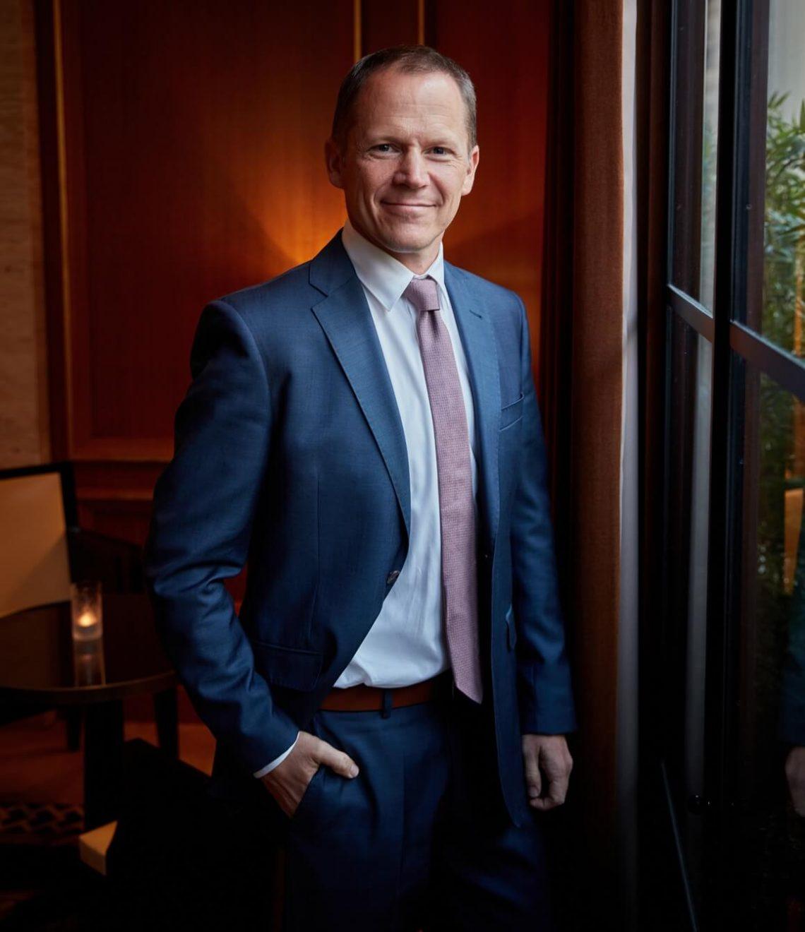 Four Seasons Hotel Prague mengumumkan General Manager baru