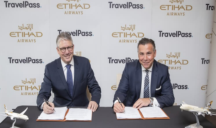 Etihad Airways führt TravelPass ein