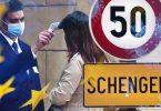 Země EU mohou pozastavit Schengen kvůli koronaviru