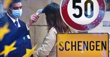 EU-Länder können Schengen wegen Coronavirus aussetzen