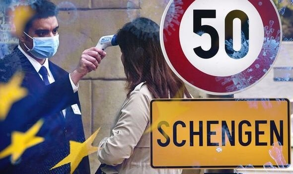 EU countries may suspend Schengen due to coronavirus epidemic