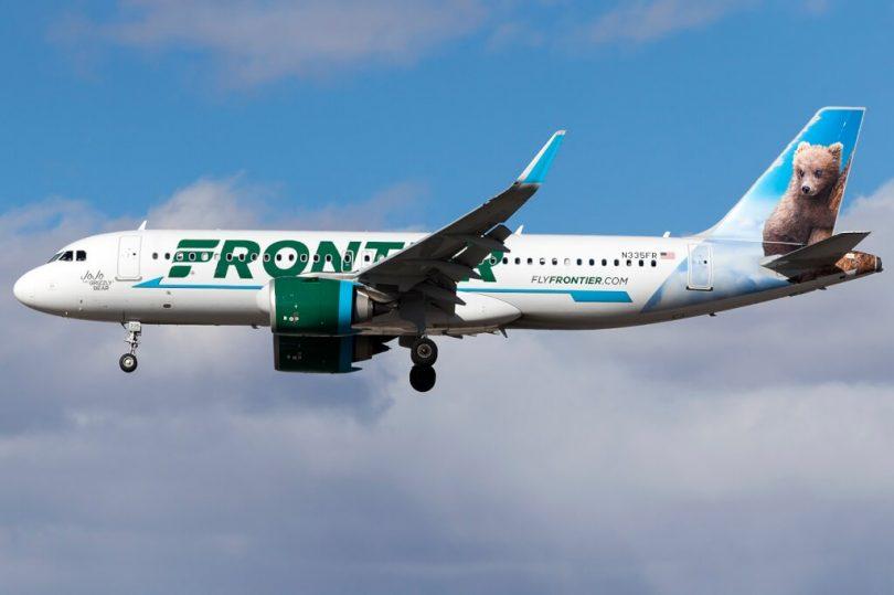هواپیمایی Frontier Airlines از فرودگاه انتاریو به سیاتل پرواز می کند