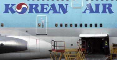 Un avion de Korean Air à destination de Las Vegas détourné vers LAX suite à la peur du coronavirus