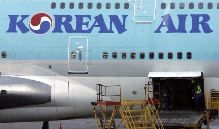 Das in Las Vegas ansässige koreanische Flugzeug wurde wegen Coronavirus-Angst nach LAX umgeleitet