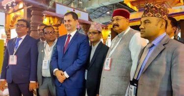 Nepal Awards: Bedste Stall Award på OTM Mumbai