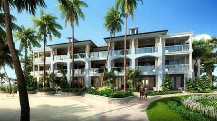 Το Sandals Royal Caribbean παρουσιάζει το πρόσφατα κατασκευασμένο κτίριο Sandringham
