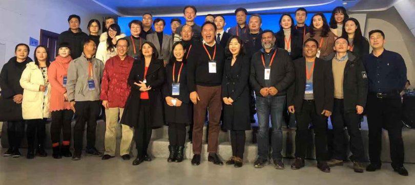 एईएन 2020 मंच समूह तस्वीर 1
