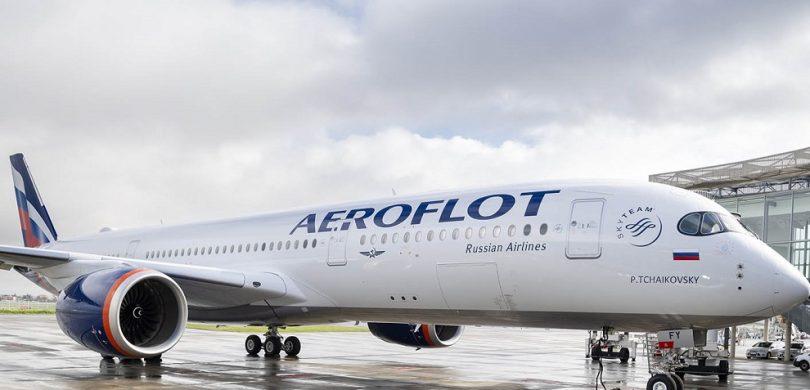 Աերոֆլոտը առաքում է առաջին A350-900- ը