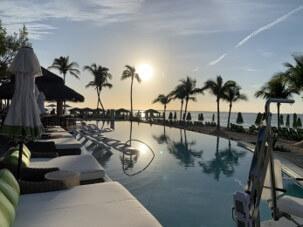 Royal Caribbean allekirjoitti sopimuksen Antiguan kanssa ensimmäisestä Royal Beach Clubista