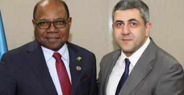 जमैका पर्यटन मंत्री ने UNWTO SG की इस क्षेत्र की पहली यात्रा की घोषणा की