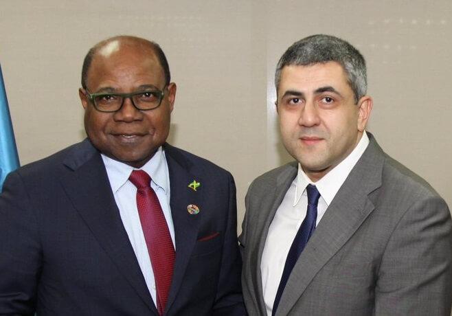 Minister fan Toerisme fan Jamaika kundigt it earste besite fan UNWTO SG oan de regio oan