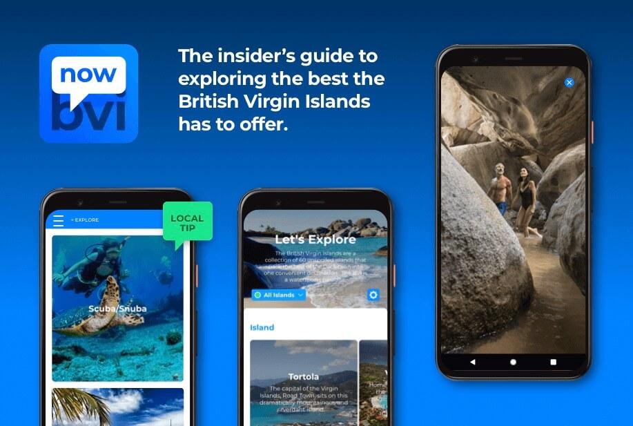 BVI Now: Du lịch phát triển công nghệ cao