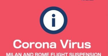 Cabo Verde Airlines Official Statement: Flight Suspension to Italy due to Coronavirus COVID-19