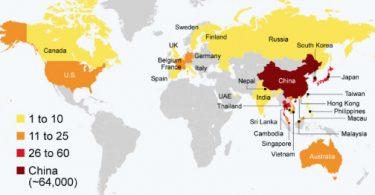 Turistička odredišta: Popis 177 zemalja bez koronavirusa