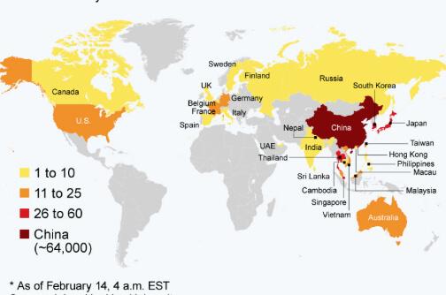 Travel Destinations: List of 177 countries free of Coronavirus