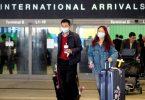 به روزرسانی ویروس کرونا ویروس: فقط 7 فرودگاه ایالات متحده پروازهای چین را می پذیرند