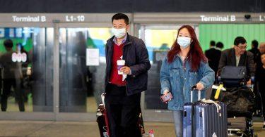 Mise à jour sur le coronavirus: seuls 7 aéroports américains acceptent des vols en provenance de Chine