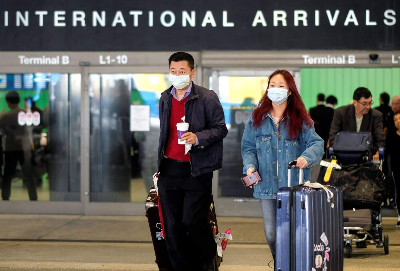 Coronavirus Update: Only 7 US Airports Accepting Flights from China