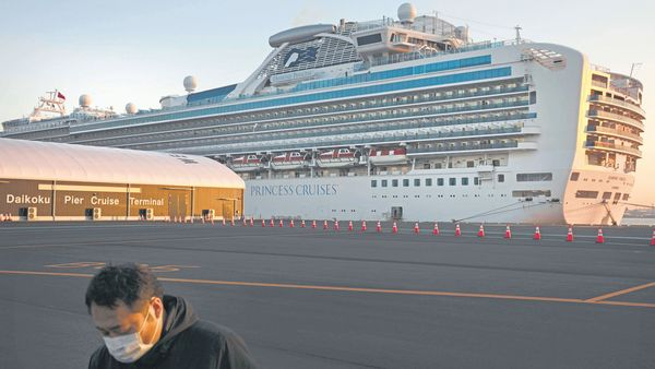 Hawaï-passazjiers op Diamond Princess cruise frij fan coronavirus COVID-19
