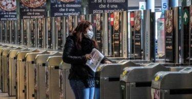 Italia toteuttaa drakonisia toimenpiteitä koronavirusta vastaan