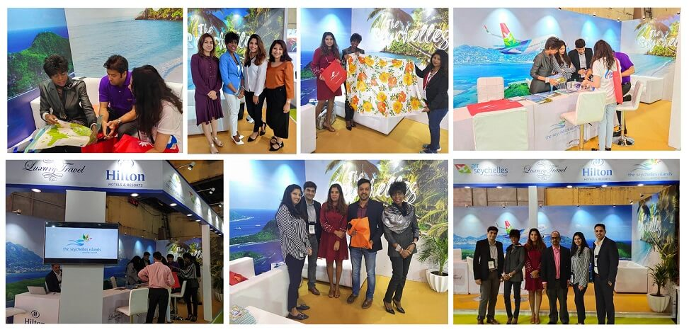 Fruitful start of the year for Seychelles on the Indian Market