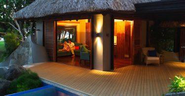 Romancë në parajsë: Jean-Michel Cousteau Resort në Fixhi