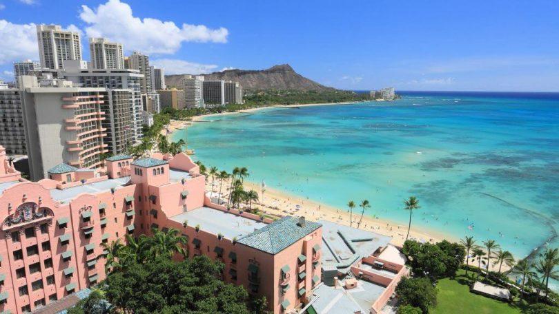 هتل های هاوایی: شروع سال قوی
