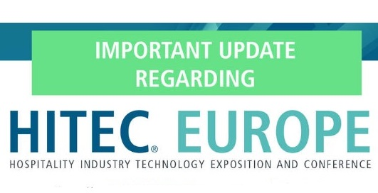 Outro evento adiado devido ao coronavírus: HITEC Europa 2020