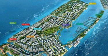 Китайци и австралийци наръгаха нож на Малдивите