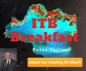 どのように対処しますか? Safertourism、PATA、ATBに参加して、ITBベルリンでの朝食をお楽しみください