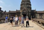 Siem Reap empfänkt chinesesch Touristen mat oppenen Äerm